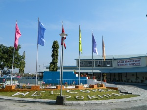 The Pokhara Airport