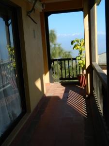 our wrap around balcony