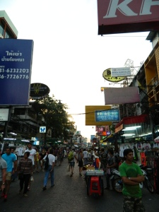 busy khao san rd