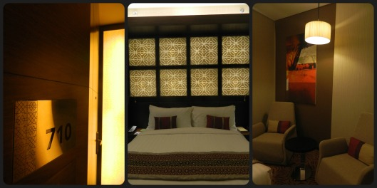 doha hotel room