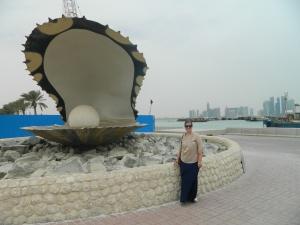 Pearl Statue!