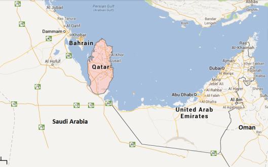 Doha, Qatar!