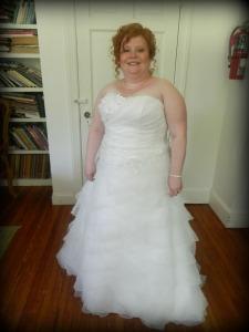 Heidi Wedding 1