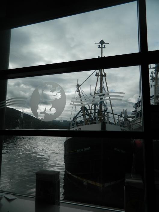 Caledonian Ferry