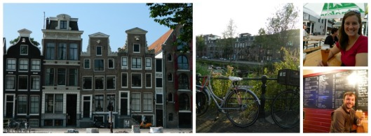Collage Amsterdam
