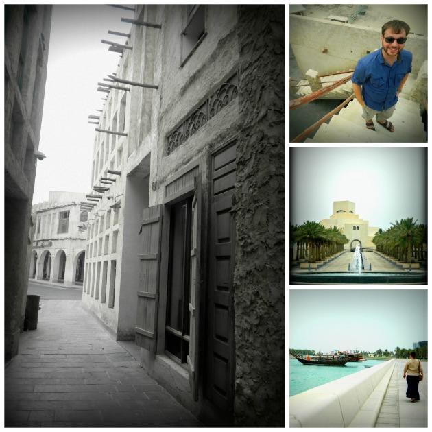 Collage Qatar
