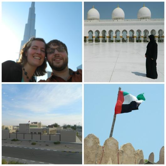 Collage UAE