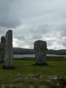 Calanais Stones 1