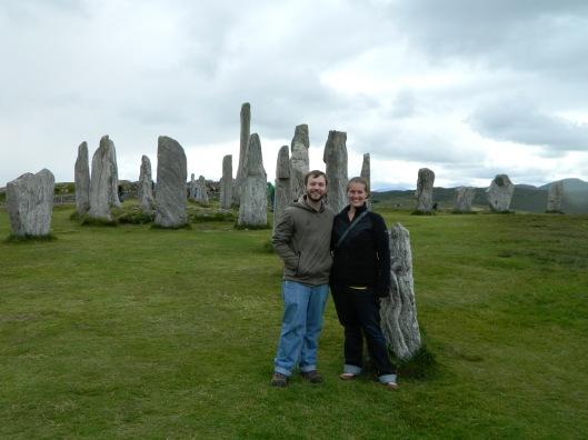 Calanais Stones