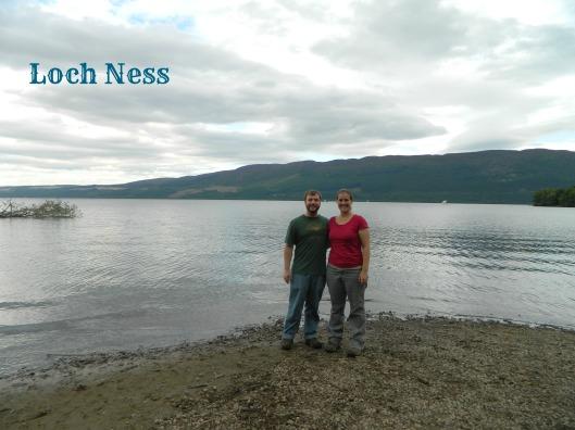 Kinloss 6 Loch Ness