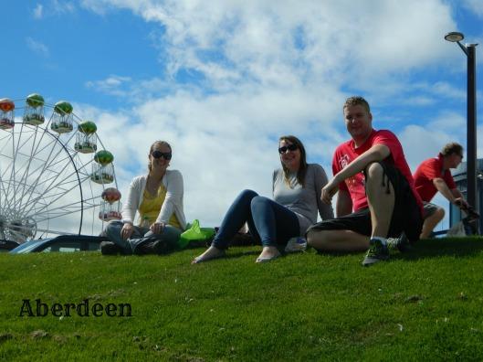 Kinloss 7 Aberdeen