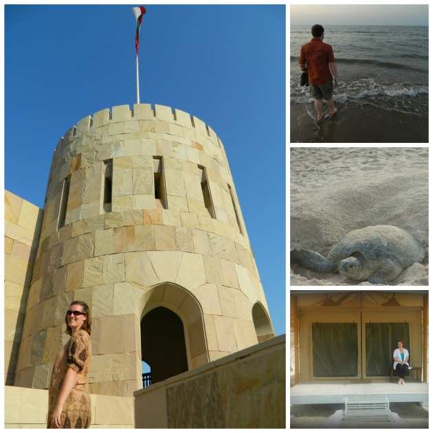 Oman Collage