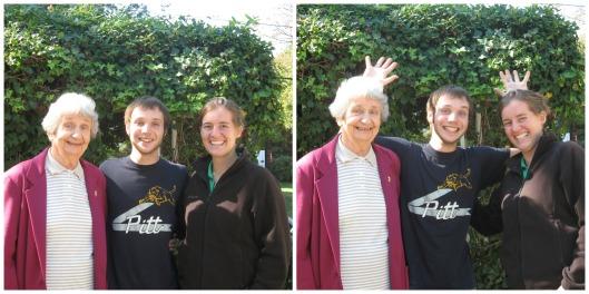 first time meeting grandma