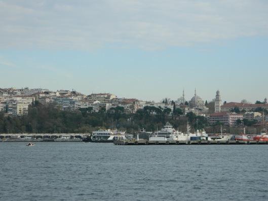 Final Day in Istanbul
