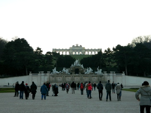 Schonbrunn Palace back 2