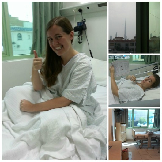 hospital collage